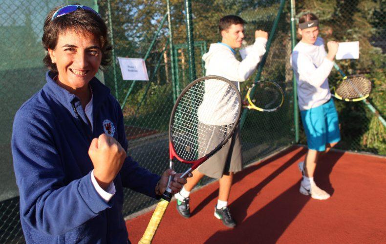 Videos de entrenamiento de tenis | Videomensaje mental 34