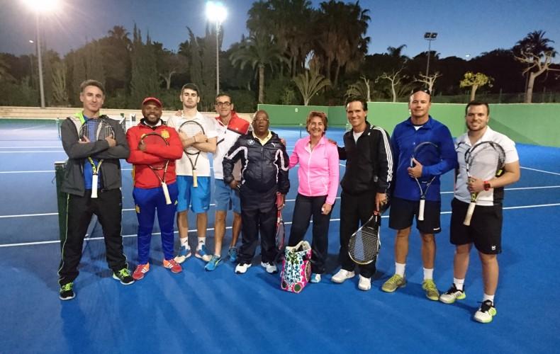 Mental-Tennis-Coach | Taller de capacitación en entrenamiento mental para técnicos y entrenadores