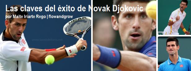 Psicología del deporte | Las claves del éxito mental de Novak Djokovic Parte 2