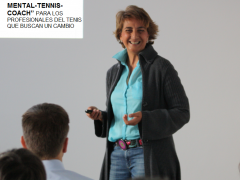 "Mental-Coaching | CURSO ONLINE ""MENTAL-TENNIS-COACH"" Nivel 1"