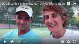 Entrevista Javier Iriarte