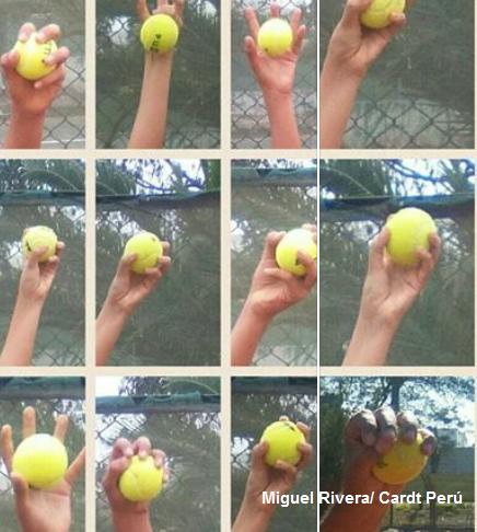 Psicología del deporte | Postura de manos y personalidad