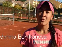 Mentalcoach | Jugadores pioneros como Takhmina Burkhanova