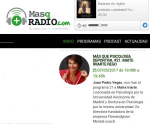 radio-mas que una radio anuncio