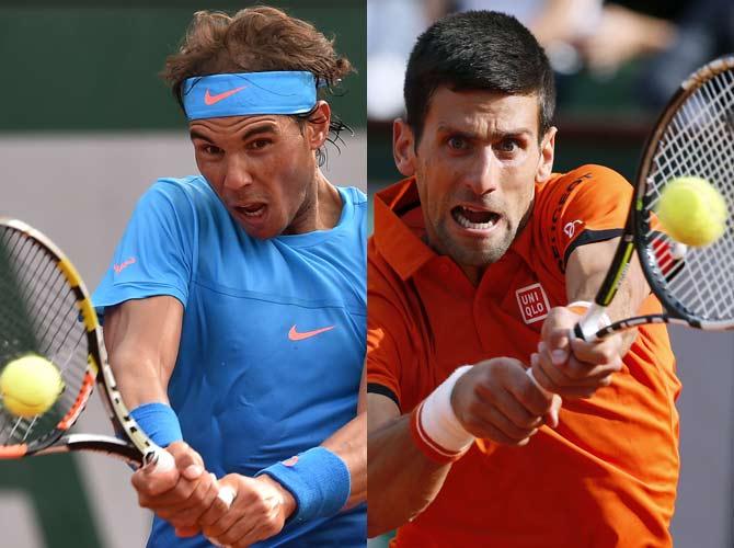 Imposible victoria de Djokovic sobre Nadal: Novak ha dejado de dar miedo