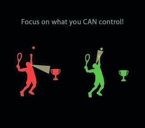 Claves del éxito | Diferencia mental entre Entrenamiento y Competición