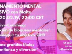 5 días Live-Coaching | Liberación de bloqueos mentales