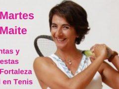 LOS MARTES CON MAITE | FAQS sobre Fortaleza Mental en Tenis