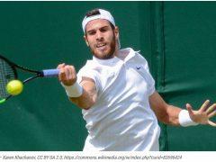 PSICOLOGÍA DEL TENIS| Khachanov primera vez en 1/4 de Wimbledon